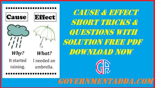 cause & Effect pdf