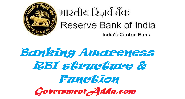 RBI structure & Function